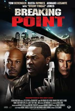 "Poster art for ""The Breaking Point."""