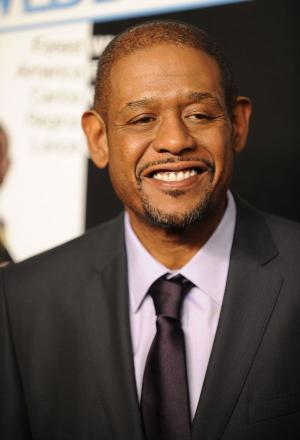 "Forest Whitaker at the New York premiere of ""Our Family Wedding."""
