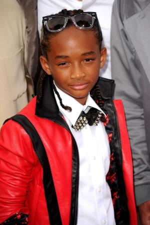 """Jaden Smith at the after party of the California premiere of """"The Karate Kid (2010)."""""""