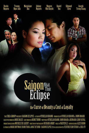 "Poster art for ""Saigon Eclipse"""