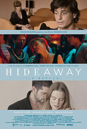 "Poster art for ""Le Refuge/Hideaway"""