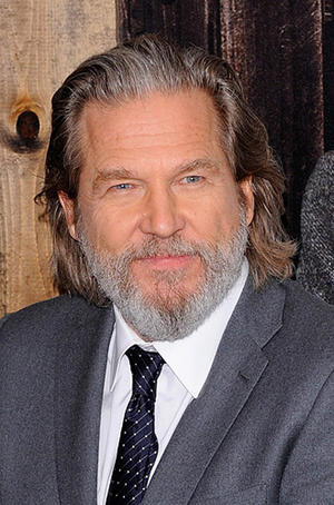 "Jeff Bridges at the New York premiere of ""True Grit."""