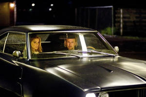 "A scene in ""Drive Angry."""