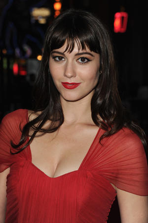 "Mary Elizabeth Winstead at the California premiere of ""The Thing."""