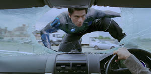 "Shah Rukh Khan in ""RA. One."""