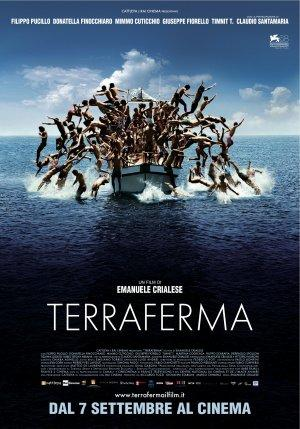 "Poster art for ""Terraferma."""