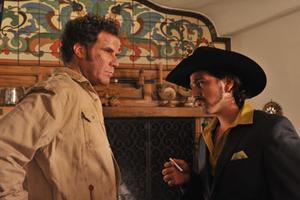 """Will Ferrell and Diego Luna in """"Casa De Mi Padre."""""""