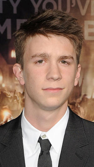 "Thomas Mann at the California premiere of ""Project X."""