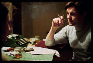 """Sam Riley in """"On The Road."""""""