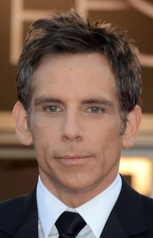 """Ben Stiller at the France premiere of """"Madagascar 3: Europe's Most Wanted."""""""