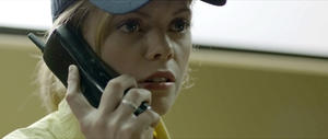 "Dreama Walker in ""Compliance."""