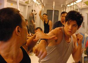 """A scene from """"Bangkok Revenge."""""""