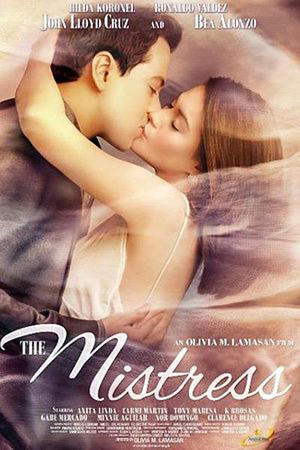 "Poster art for ""The Mistress."""