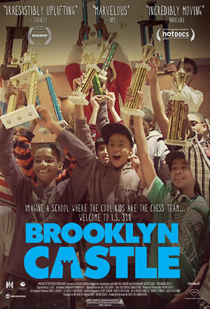 "Poster art for ""Brooklyn Castle."""