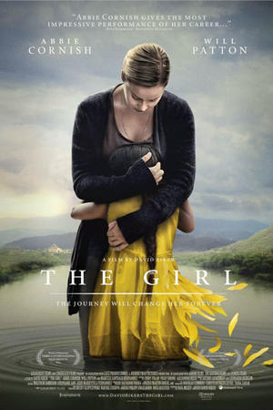 "Poster art for ""The Girl."""
