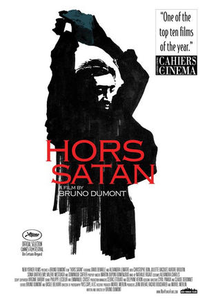 """Poster art for """"Outside Satan."""""""