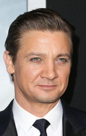 "Jeremy Renner at the California premiere of ""Hansel And Gretel Witch Hunters."""