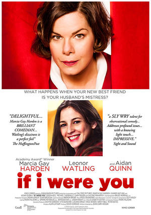 """Poster art for """"If I Were You."""""""