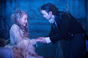 """A scene from """"Great Expectations."""""""