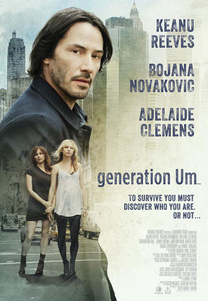 "Poster art for ""Generation Um..."""