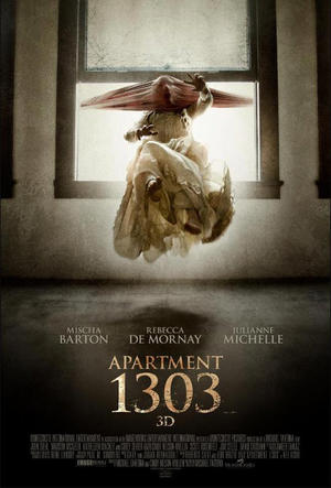 "Poster art for ""Apartment 1303."""