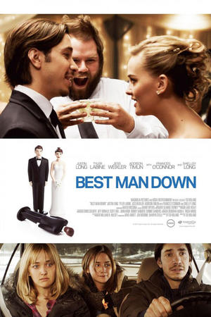 "Poster art for ""Best Man Down."""