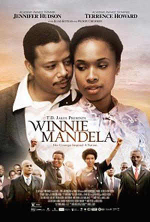 """Poster art for """"Winnie Mandela."""""""