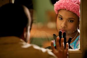 "Jennifer Hudson in ""Winnie Mandela."""
