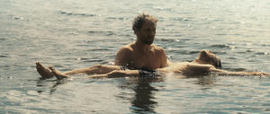 "Andrzej Chyra and Mateusz Kosciukiewicz in ""In the Name Of."""