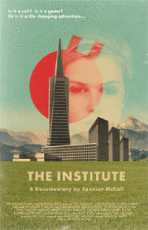 "Poster art for ""The Institute."""