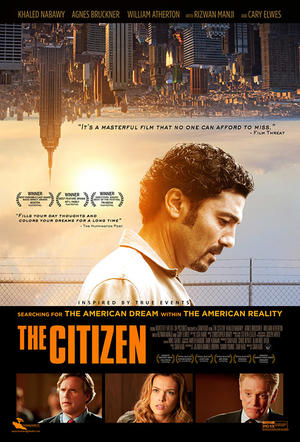 "Poster art for ""The Citizen."""