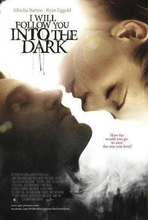 "Poster art for ""I Will Follow You Into the Dark."""