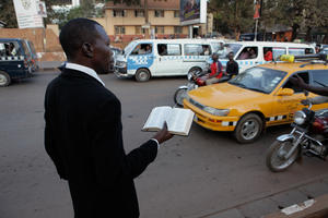 "A scene from ""God Loves Uganda."""
