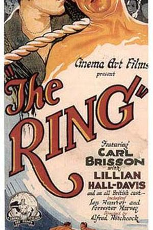 "Poster art for ""The Ring."""