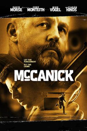 "Poster art for ""McCanick."""