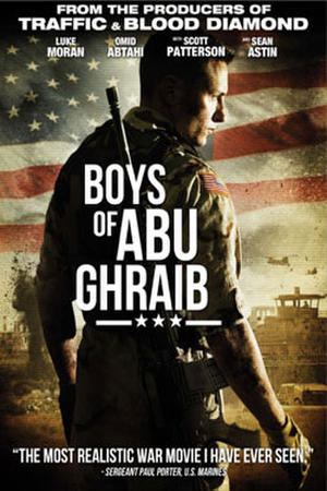 "Poster art for ""Boys of Abu Ghraib"""
