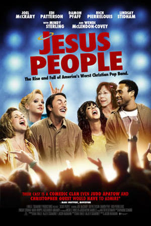 """Poster art for """"Jesus People"""""""