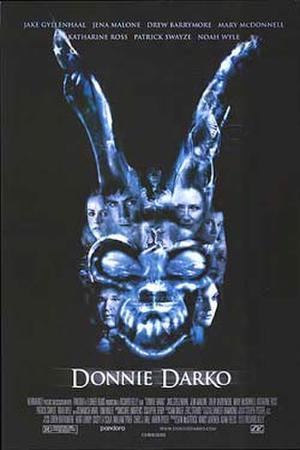 "Poster art for ""Donnie Darko."""