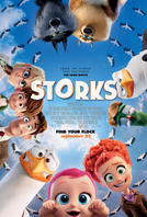 Storks 3D showtimes and tickets