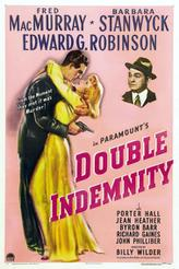 Double Indemnity / Ace in the Hole showtimes and tickets