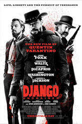 Django Unchained showtimes and tickets