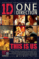 One Direction: This Is Us in 3D New Extended Fan Cut showtimes and tickets