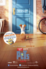 The Secret Life of Pets showtimes and tickets
