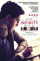 The Man Who Knew Infinity showtimes and tickets