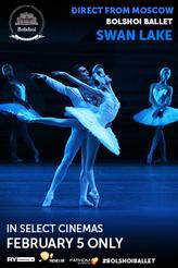 Bolshoi Ballet: Swan Lake (2017) showtimes and tickets