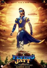 A Flying Jatt showtimes and tickets