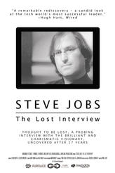 Steve Jobs: The Lost Interview showtimes and tickets