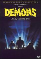 Demons showtimes and tickets