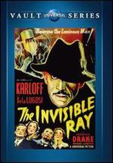 The Invisible Ray showtimes and tickets