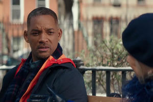 Watch Will Smith Accidentally Summon Death into His Life in First 'Collateral Beauty' Trailer